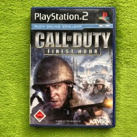 PS2 - Call of Duty: Finest Hour (USK18)