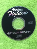 Sega Saturn - Virtua Fighter (nur CD)