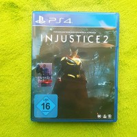 Ps4 - Injustice 2 - Playstation 4
