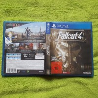 Ps4 - Fallout 4 (USK18) Playstation 4