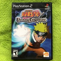 PS2 - Naruto Uzumaki Chronicles (NTSC U/C)