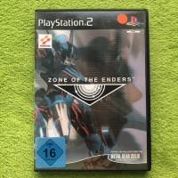 PS2 - Zone of the Enders