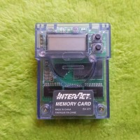 N64 Memory Card interact Nintendo 64