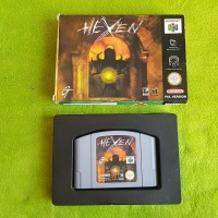N64 - Hexen (NOE) (USK18) (mit OVP, ohne Anleitung Manual Booklet)
