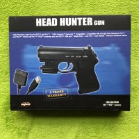 Playstation 1 / 2 PS1 PS2 - Head Hunter Gun / Light Gun mit OVP