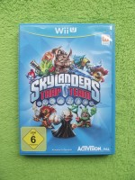 WiiU - Skylanders Trap Team