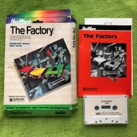 C64 / Commodore - The Factory (komplett)