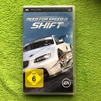 PSP - Need for Speed Shift