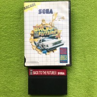 Master System - Back to the Future II 2 (ohne Anleitung)