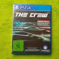 PS4 - The Crew - Limited Edition - Playstation 4