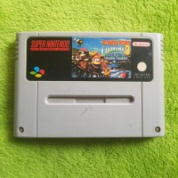 SNES - Donkey Kong Country 3 - Dixie Kong's Double Trouble (EUR) (nur Modul)