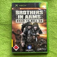 XBox Classic - Brothers in Arms: Road to Hill 30 (komplett) (USK18)