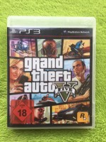 PS3 - Grand Theft Auto GTA V 5 (USK18)
