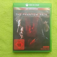 Xbox One - Metal Gear Solid - The Phantom Pain - Day One Edition (USK18)
