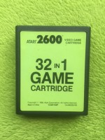 Atari 2600 - 32in1 32 in 1 Game Cartridge (nur Modul)
