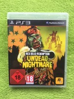 PS3 - Red Dead Redemption: Undead Nightmare (USK18)