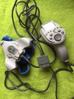 PS1 Playstation 1 - Controller Gamester Motion Evolution