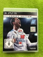 PS3 - Fifa 18 (Legacy Edition)