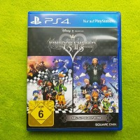 Ps4 - Kingdom Hearts HD 1.5 + 2.5 Remix - Playstation 4