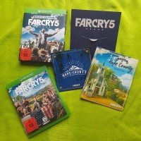 Xbox One - Farcry 5 - Deluxe Edition (USK18)