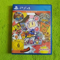 Ps4 - Super Bomberman Shiny Edition - Playstation 4