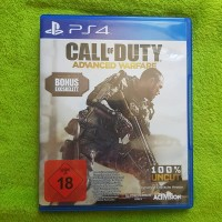 Ps4 - Call of Duty COD - Advanced Warfare (USK18)