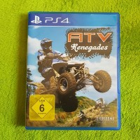 Ps4 - ATV Renegades - Playstation 4