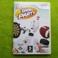 Wii - More Game Party