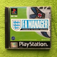 PS1 - F.A: Manager (komplett)