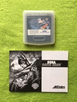 Game Gear - Batman Forever (ohne OVP)