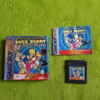 Gameboy Color - Bugs Bunny & Lola Bunny - Operation Karotten (mit OVP + Anleitung)