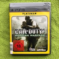 PS3 - Call of Duty 4: Modern Warfare (Platinum) (USK18)