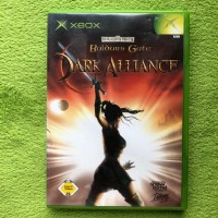 XBox Classic - Baldurs Gate: Dark Alliance (komplett)